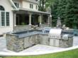 The beauty that Pinnacle Stone natural veneer can add to your outdoor living space.